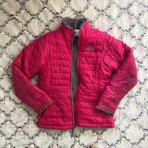 North Face Reversible Girls Coat